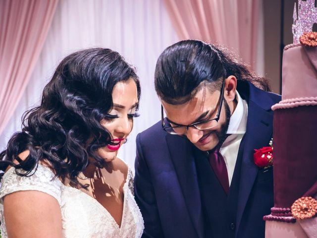 David and Daniella's wedding in Mississauga, Ontario 38