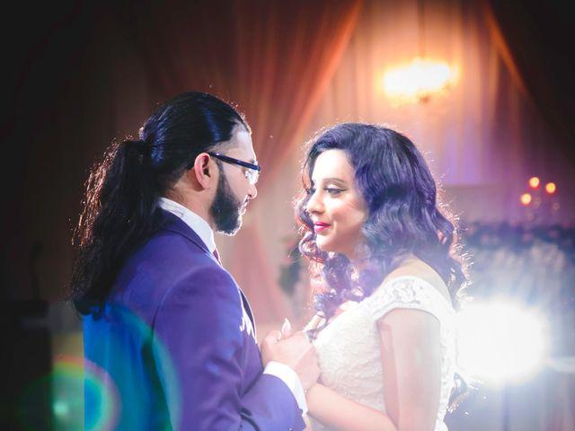 David and Daniella's wedding in Mississauga, Ontario 39