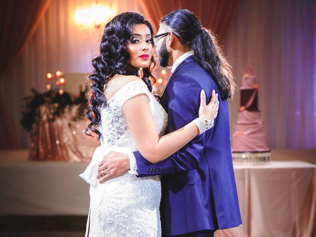 David and Daniella's wedding in Mississauga, Ontario 40