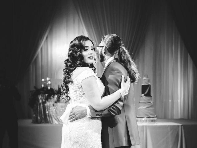David and Daniella's wedding in Mississauga, Ontario 41
