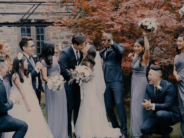 David and Grace's wedding in Ottawa, Ontario 14