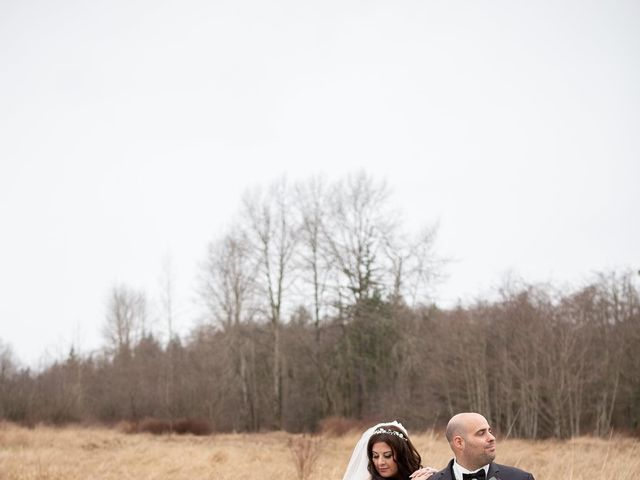 Frank and Kristin's wedding in Langley, British Columbia 3