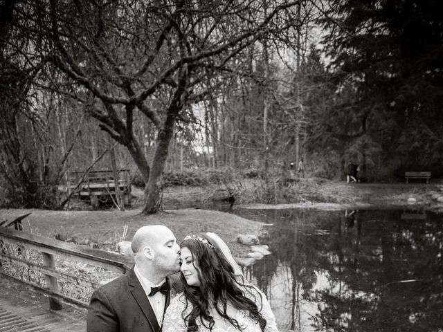 Frank and Kristin's wedding in Langley, British Columbia 4