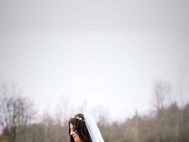 Frank and Kristin's wedding in Langley, British Columbia 5