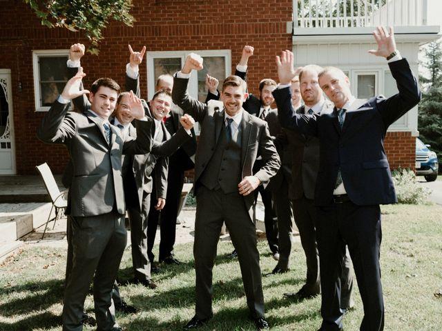 Steven and Kelsey's wedding in Hamilton, Ontario 12