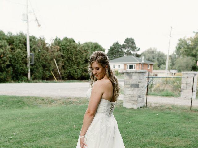 Steven and Kelsey's wedding in Hamilton, Ontario 40