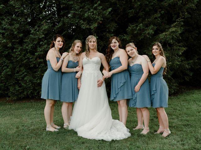 Steven and Kelsey's wedding in Hamilton, Ontario 42