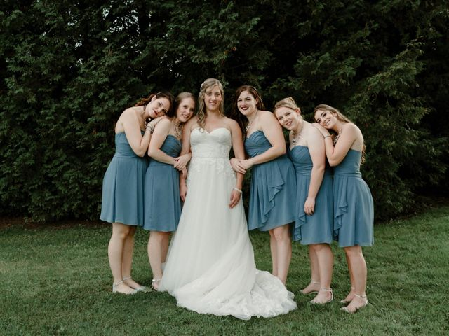 Steven and Kelsey's wedding in Hamilton, Ontario 43
