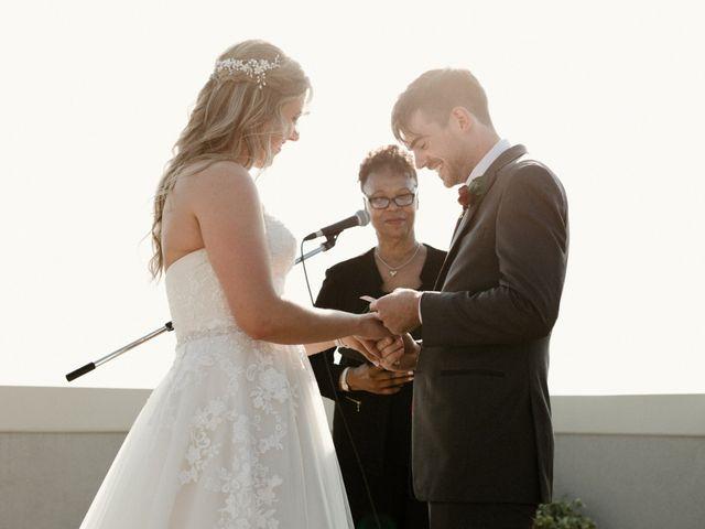 Steven and Kelsey's wedding in Hamilton, Ontario 1