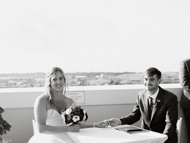 Steven and Kelsey's wedding in Hamilton, Ontario 80