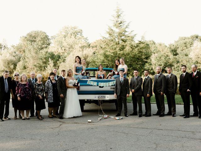 Steven and Kelsey's wedding in Hamilton, Ontario 88