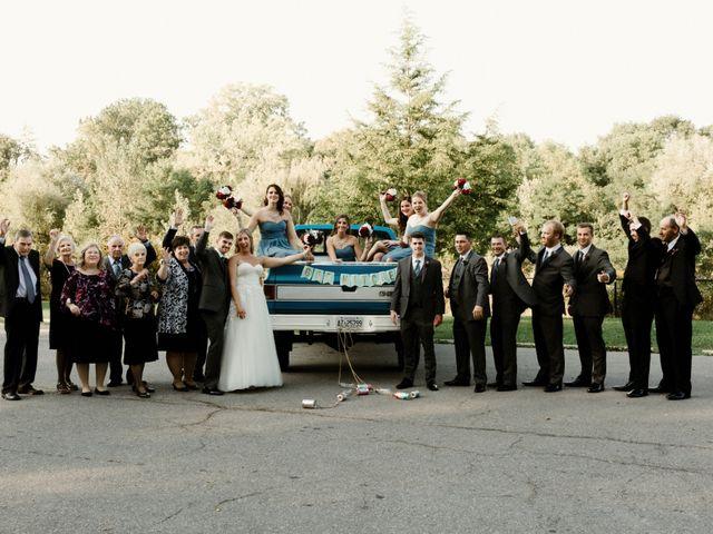 Steven and Kelsey's wedding in Hamilton, Ontario 89