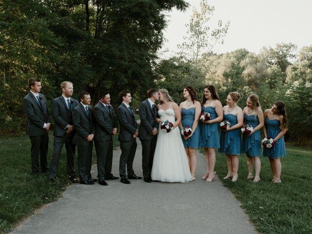 Steven and Kelsey's wedding in Hamilton, Ontario 92