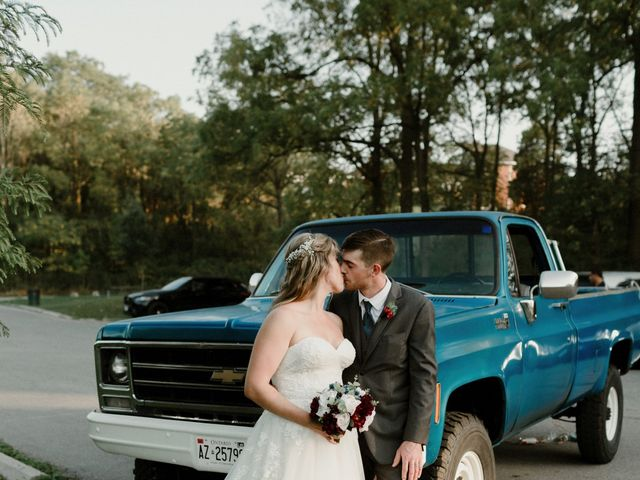Steven and Kelsey's wedding in Hamilton, Ontario 109