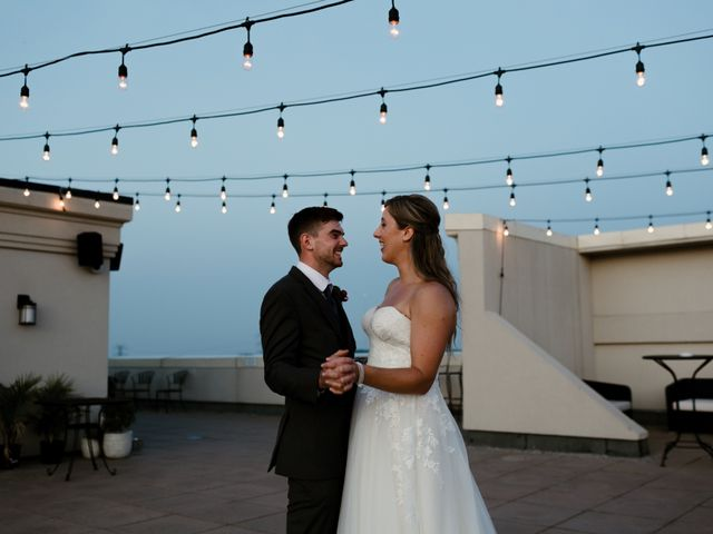 Steven and Kelsey's wedding in Hamilton, Ontario 2