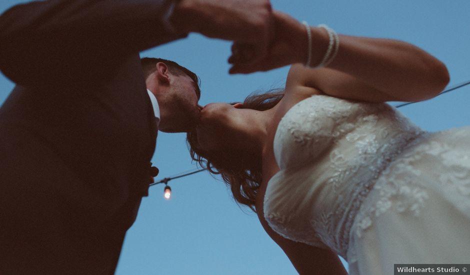 Steven and Kelsey's wedding in Hamilton, Ontario