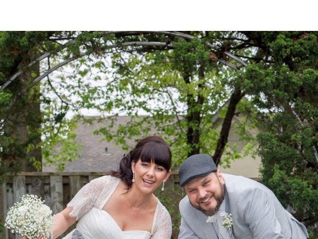 Jesse  and Nikki 's wedding in Windsor, Ontario 1