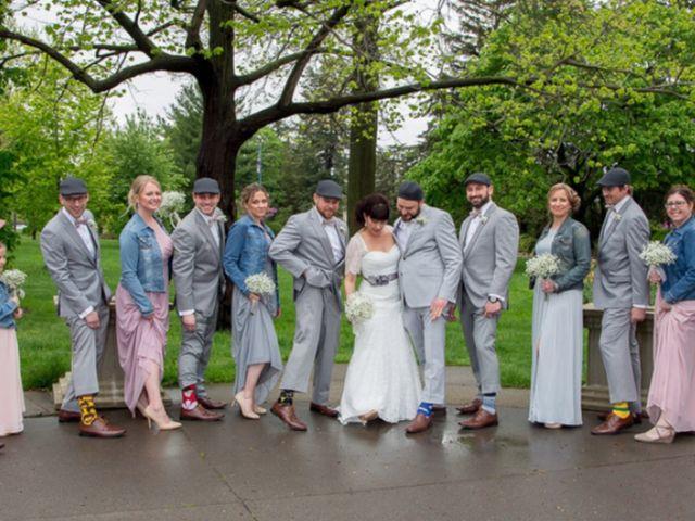 Jesse  and Nikki 's wedding in Windsor, Ontario 2