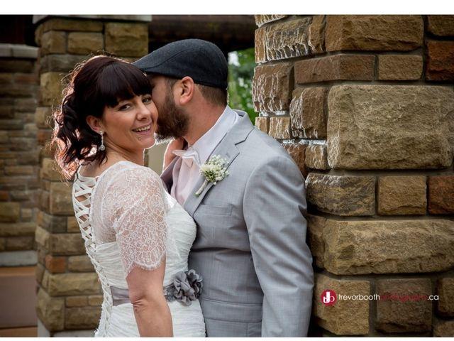 Jesse  and Nikki 's wedding in Windsor, Ontario 6