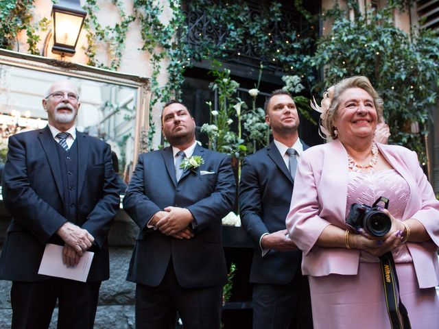 Michael and Wendy's wedding in Vancouver, British Columbia 4