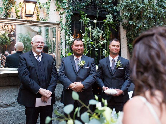 Michael and Wendy's wedding in Vancouver, British Columbia 8