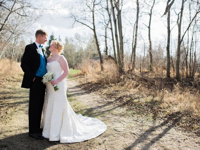 The wedding of Esther and Craig