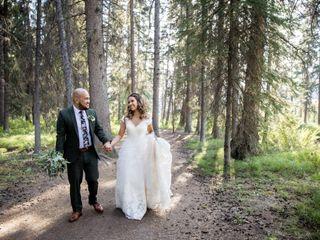 The wedding of Katrina and Benjamin
