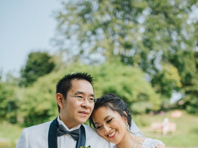 Tan and Monica's wedding in Montreal, Quebec 4