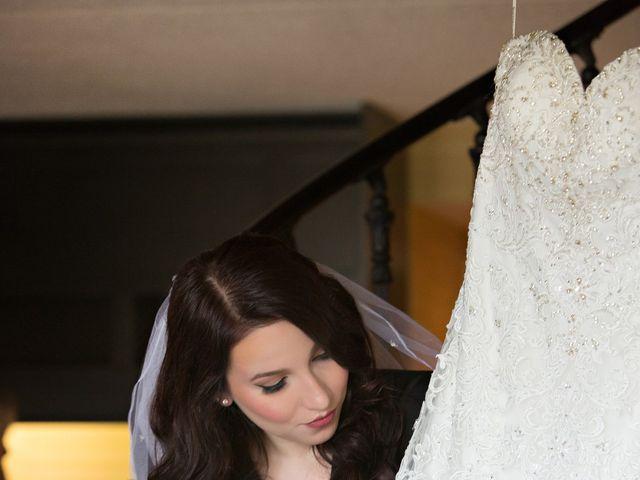 Brett and Veronica's wedding in Orangeville, Ontario 8