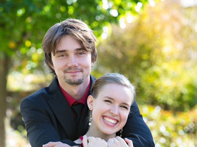 Brett and Veronica's wedding in Orangeville, Ontario 11