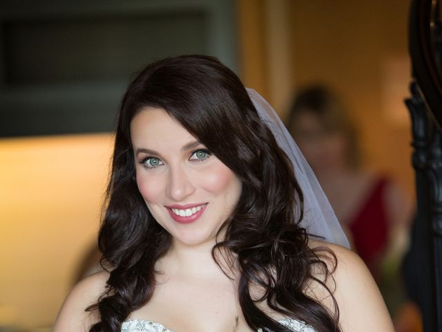 Brett and Veronica's wedding in Orangeville, Ontario 16
