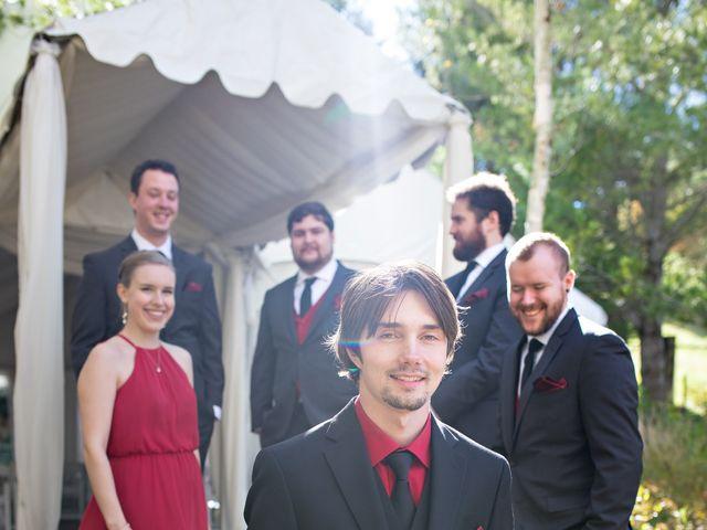 Brett and Veronica's wedding in Orangeville, Ontario 22
