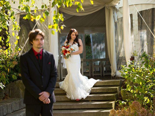 Brett and Veronica's wedding in Orangeville, Ontario 30