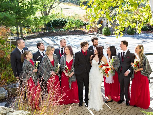 Brett and Veronica's wedding in Orangeville, Ontario 33