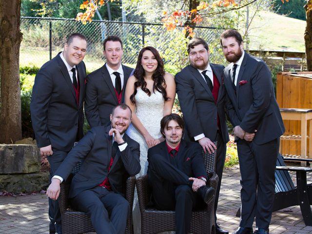 Brett and Veronica's wedding in Orangeville, Ontario 36