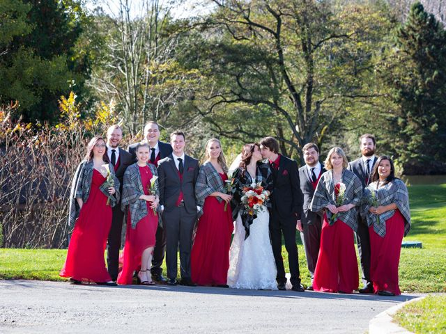 Brett and Veronica's wedding in Orangeville, Ontario 38