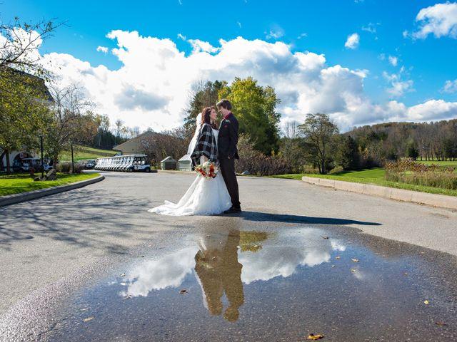 Brett and Veronica's wedding in Orangeville, Ontario 39