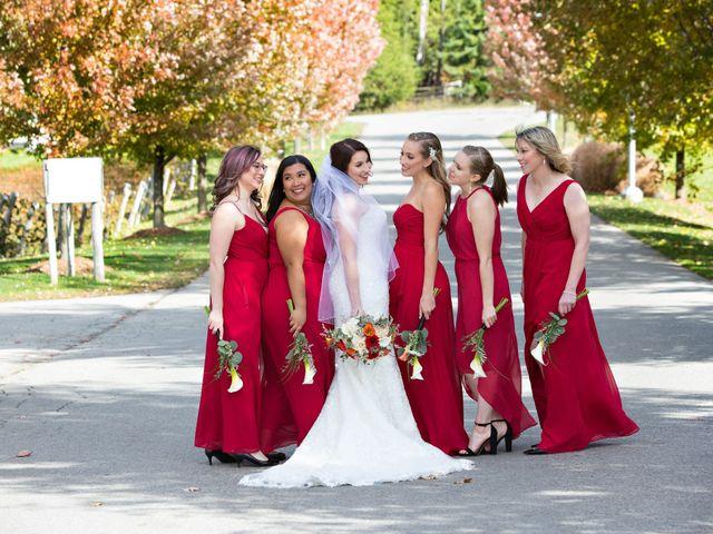 Brett and Veronica's wedding in Orangeville, Ontario 48