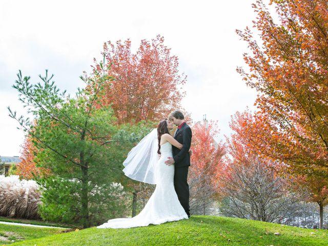 Brett and Veronica's wedding in Orangeville, Ontario 61