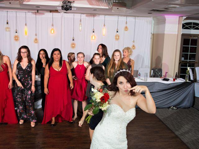 Brett and Veronica's wedding in Orangeville, Ontario 86