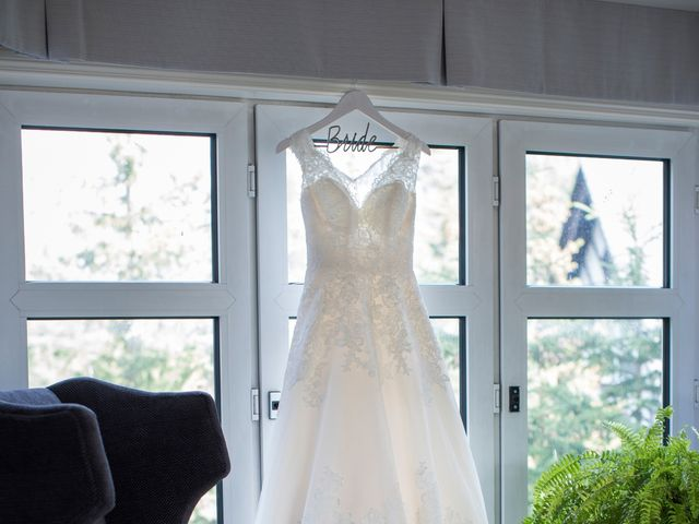 Benjamin and Katrina's wedding in Banff, Alberta 3