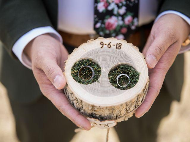 Benjamin and Katrina's wedding in Banff, Alberta 13