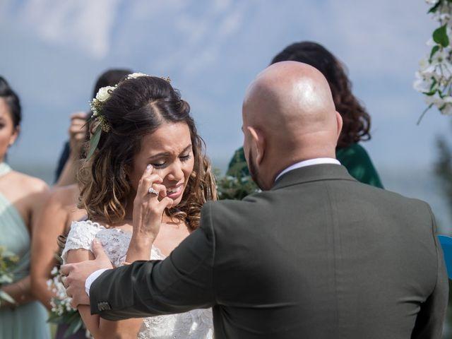 Benjamin and Katrina's wedding in Banff, Alberta 18