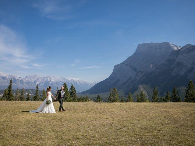 Benjamin and Katrina's wedding in Banff, Alberta 27
