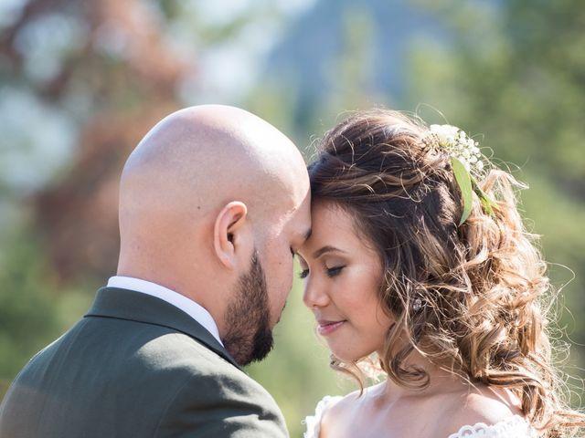 Benjamin and Katrina's wedding in Banff, Alberta 29