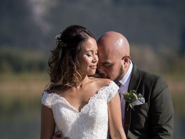 Benjamin and Katrina's wedding in Banff, Alberta 40
