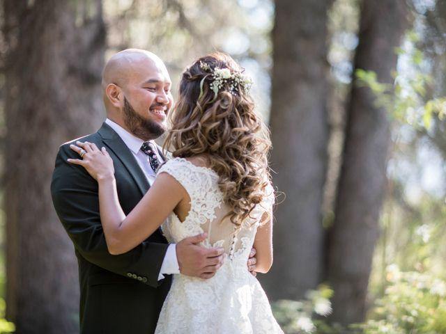 Benjamin and Katrina's wedding in Banff, Alberta 46
