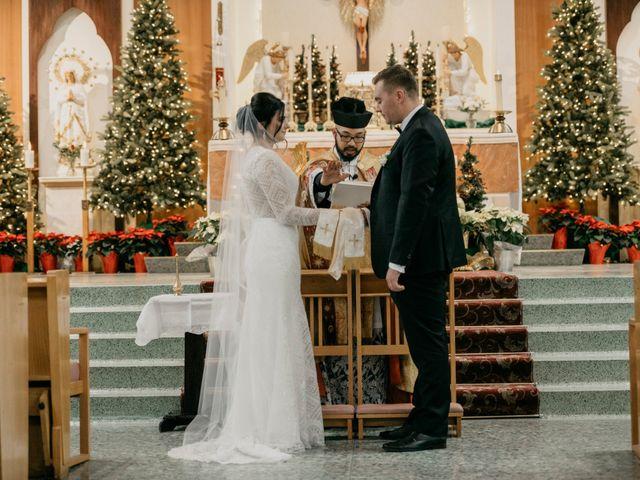 Connor and Janessa's wedding in Kelowna, British Columbia 1