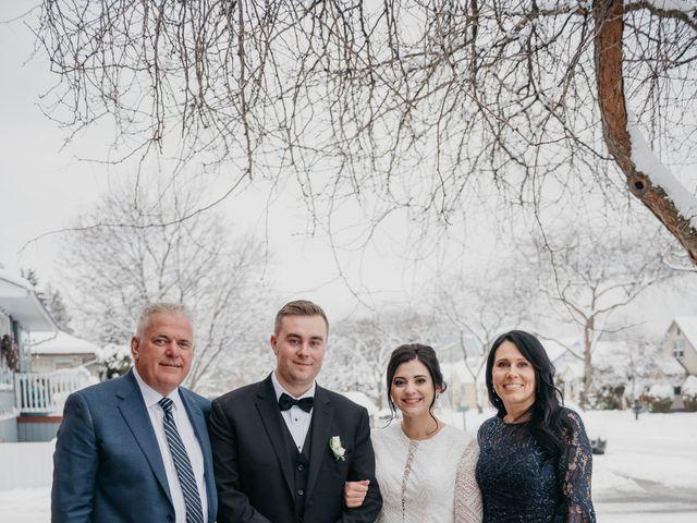 Connor and Janessa's wedding in Kelowna, British Columbia 34