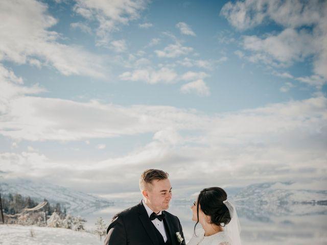Connor and Janessa's wedding in Kelowna, British Columbia 2